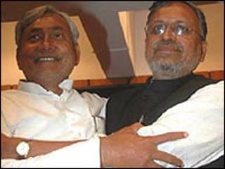 नीतीश कुमार और सुशील मोदी