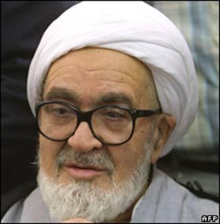 Aytollah Hoseyn Ali Montazeri