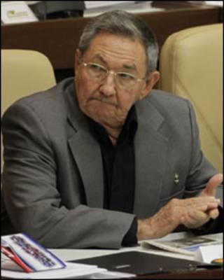Chủ tịch Cuba, ông Raul Castro