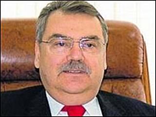 Посол України у Південній Кореї Володимир Бєлашов