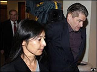 Richard dan Mayumi Heene