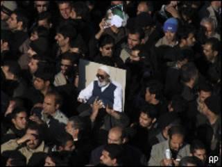 Похороны аятоллы