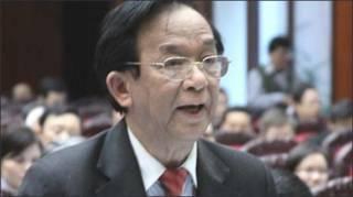 Đại biểu quốc hội Nguyễn Lân Dũng