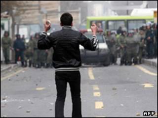 حوادث عاشورای تهران