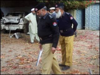 पाकिस्तान में धमाका (फ़ाइल फ़ोटो)
