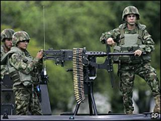 Колумбийская армия