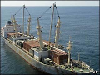 کشتی تجاری چینی