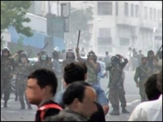 درگیری های عاشورا در تهران