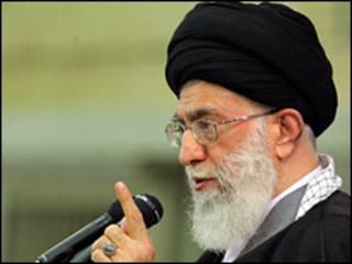 آیت الله خامنه ای_ عکس از سایت دفتر رهبر ایران
