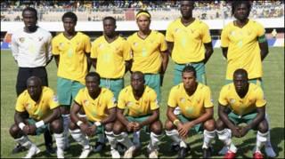 Tuyển Togo tới dự Cúp CAN 2010