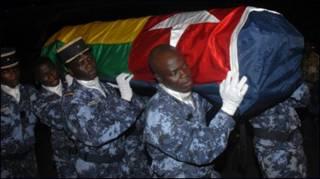 Uwishe abakinnyi ba Togo yakatiwe