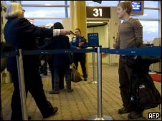 Новые меры безопасности в американских аэропортах