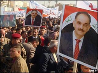 демонстрация в Ираке