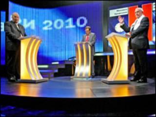 останні теледебати: Бродський і Противсіх