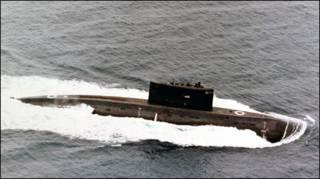 Tàu ngầm hạng Kilo