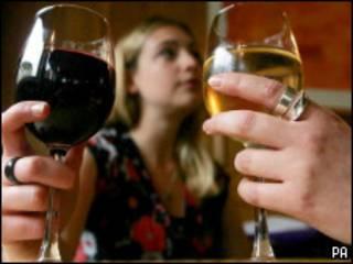 Потребление спиртного в Шотландии