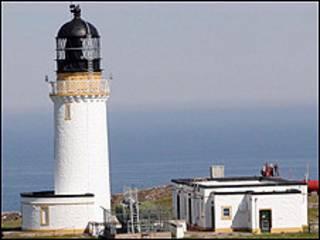 Faro de Cape Wrath