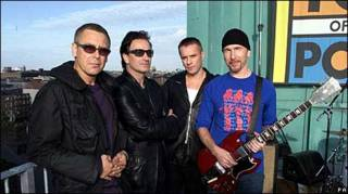 Ирландская группа U2