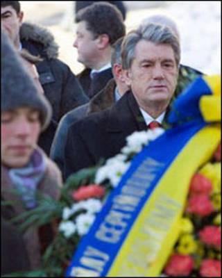 Президент Ющенко