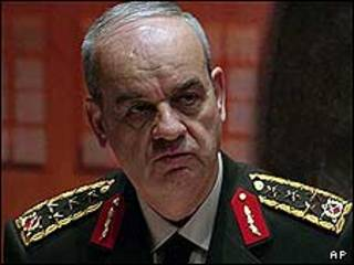 ژنرال ایلکر باش بوغ