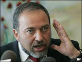 Avigdor Lieberman (foto de arquivo)