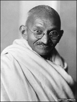 مهاما گاندی