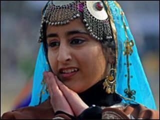 कश्मीरी लड़की