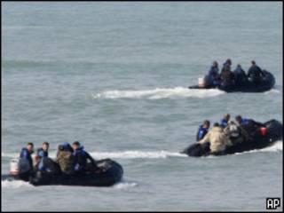 Ливанские спасатели