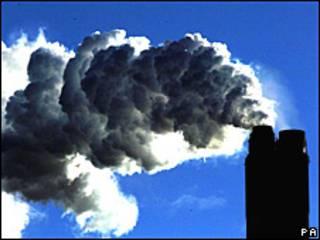 El carbono es uno de los causantes del cambio climático