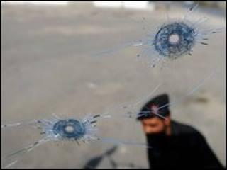 جنگجویان طالبان در پاکستان