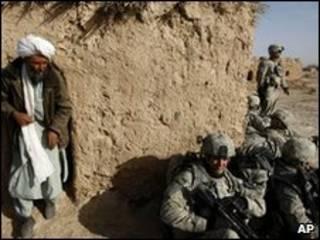 Ofensiva no Afeganistão