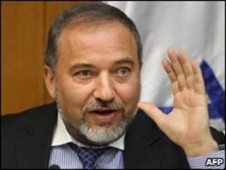Ngoại trưởng Israel Avigdor Lieberman