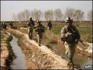 Majeshi wa NATO huko Afghanistan