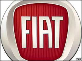 Logo de Fiat.