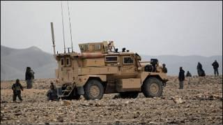 ناټو ځواکونه په افغانستان کې