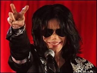 Michael Jackson (arquivo)