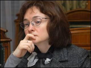 Эльвира Набиуллина (фото с сайта Минэкономразвития)