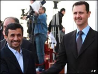اسد و احمدی نژاد