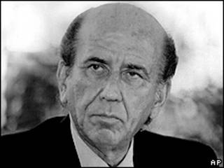 Carlos Andrés Pérez, ex presidente de Venezuela