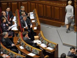 Юлія Тимошенко залишає Раду