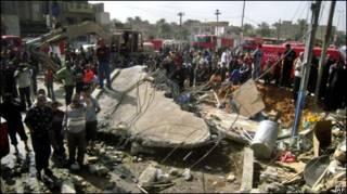 इराक़ हिंसा
