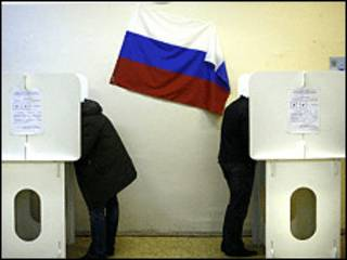 Голосование в России
