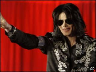 Джексон объявляет о британском турне