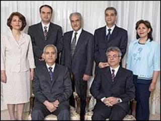 مدیران سابق جامعه بهائیان ایران