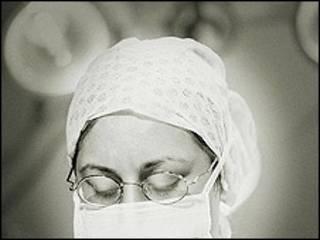 Imagen genérica de una médica