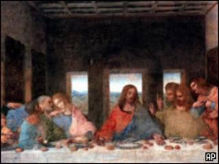 Ultima cena, Da Vinci