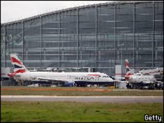 Aviones BA