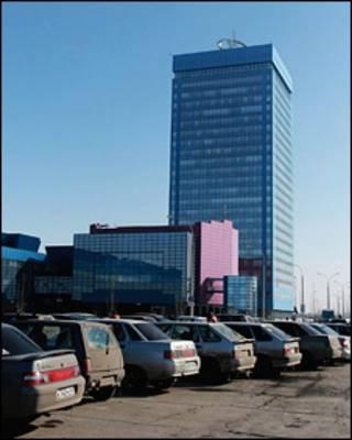 Здание АвтоВАЗа в Тольятти