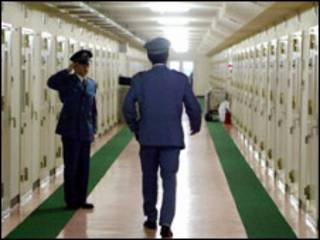 Nhà tù Fuchu tại Tokyo năm 2003