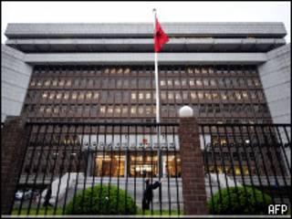 Здание шанхайского суда